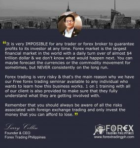 Forex trading for beginners Philippines is a tutorial on how to start trading in 4 simple