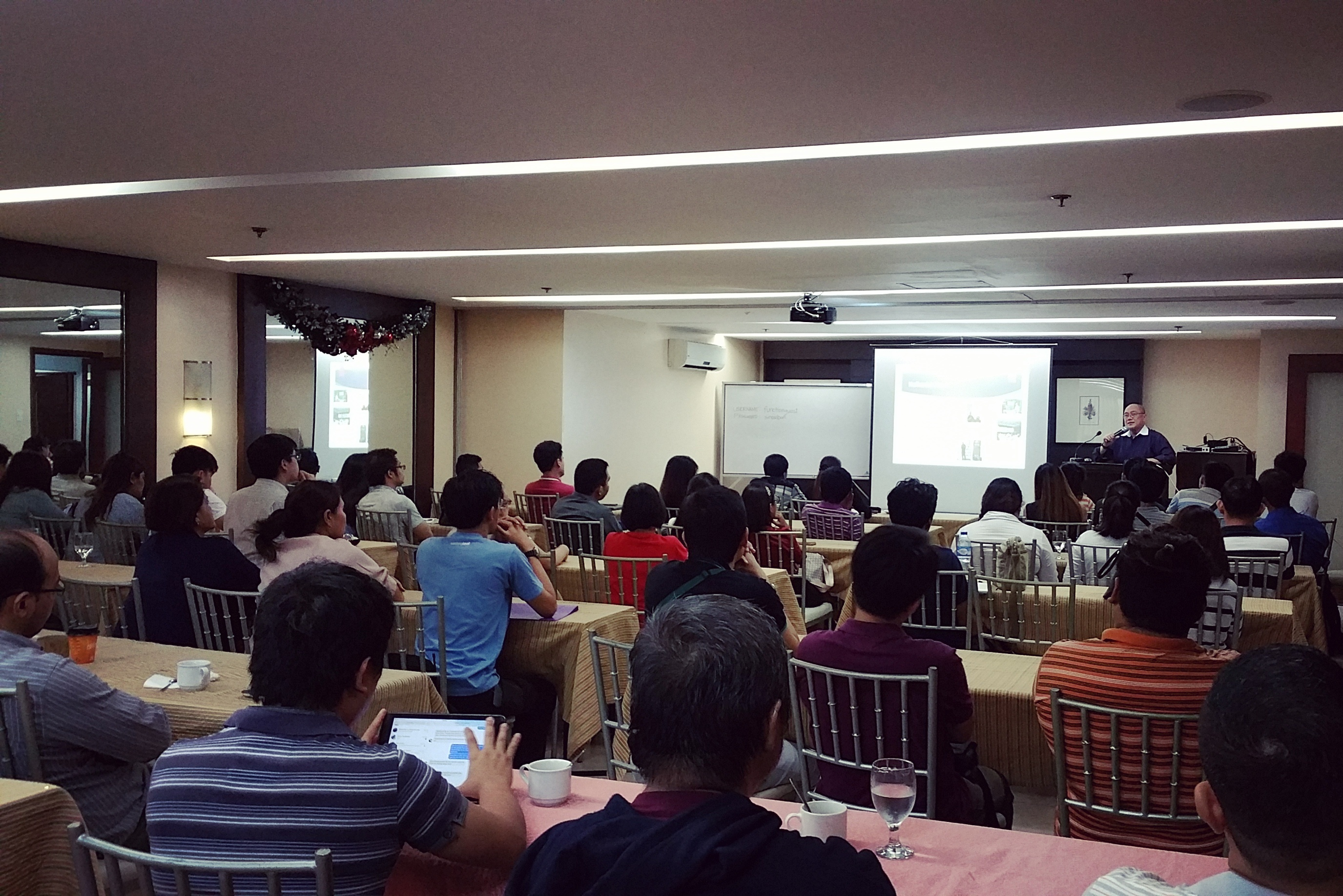 Forex trading philippines seminar