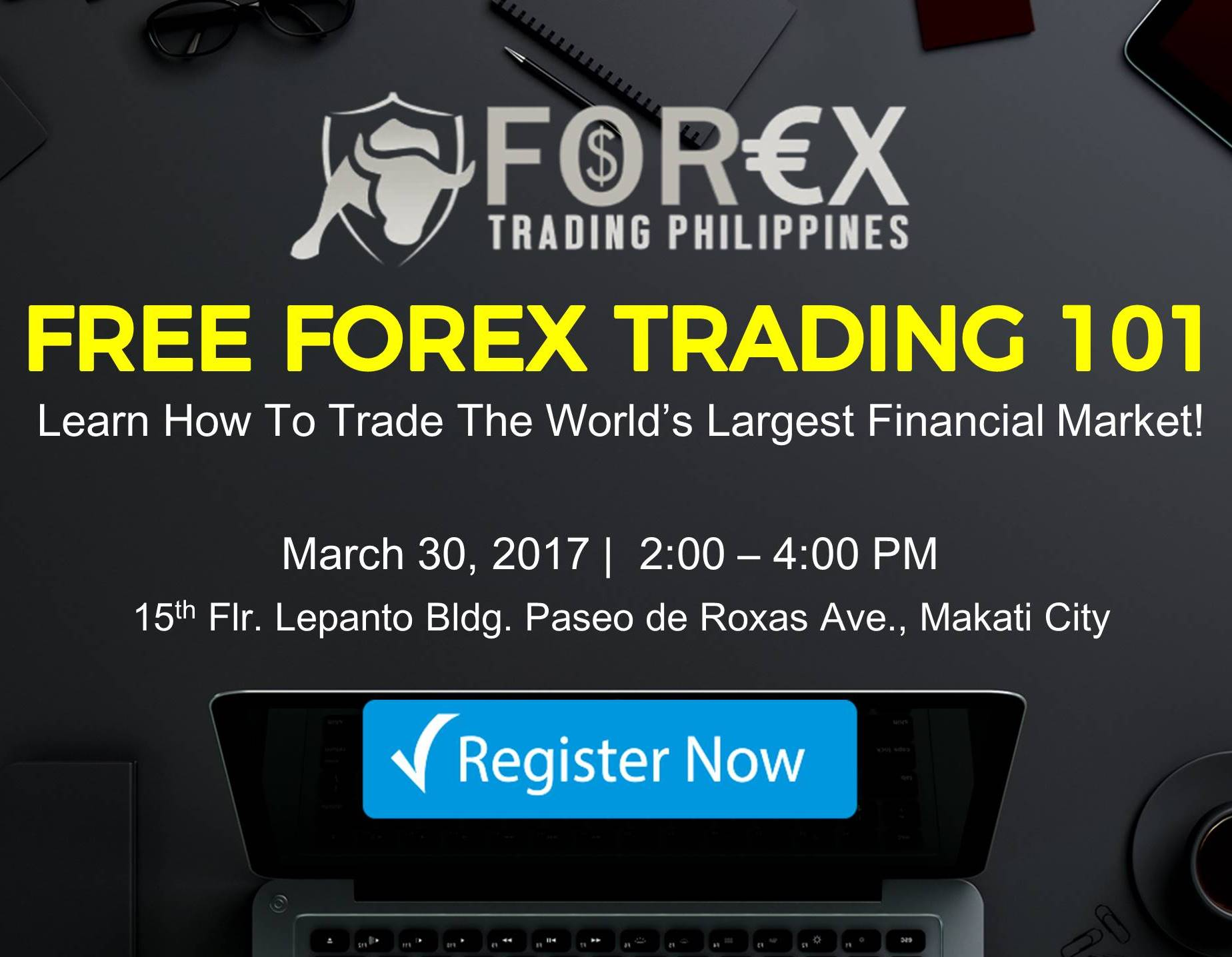Forex broker in the philippines