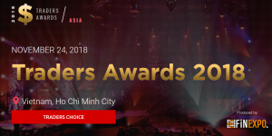 We've been nominated: Please vote for us at Traders Awards 2018