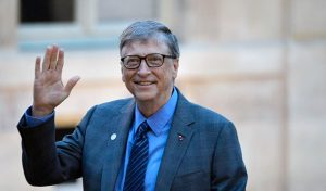 Bill Gates steps down from Microsoft's Board and Berkshire Hathaway
