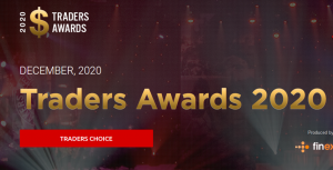 Vote for us at Traders Awards 2020